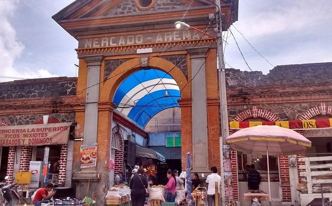 Regularán mercados y comercio informal en Texmelucan