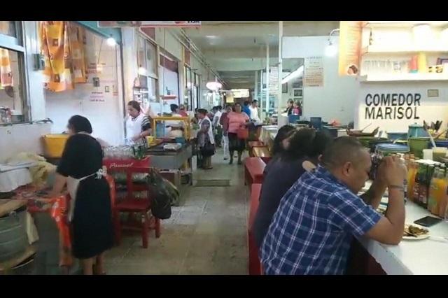 Mercados de Teziutlán toman medidas ante Covid-19