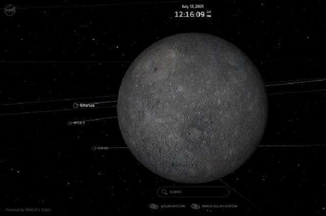 NASA te da tour virtual por Mercurio, checa como ver fotos de este planeta