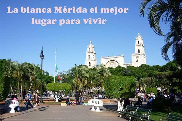 Seg n sus habitantes m rida es la mejor ciudad para vivir - Mejores ciudades espanolas para vivir ...