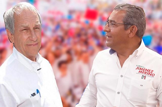 Gobierno ciudadano y experiencia, ofrecen Cárdenas y Jiménez al Tec