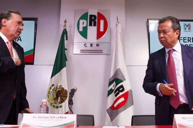 El PRI adelanta que si hay buena fe mañana instalarán la Mesa Directiva