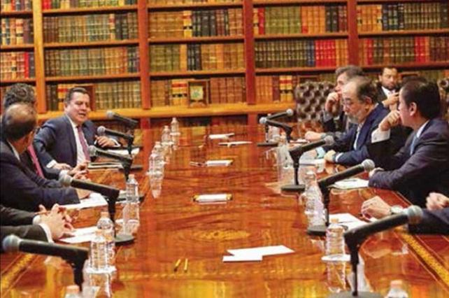 PAN y MC se salen de mesa con Segob; PRD consultará si también rompe diálogo