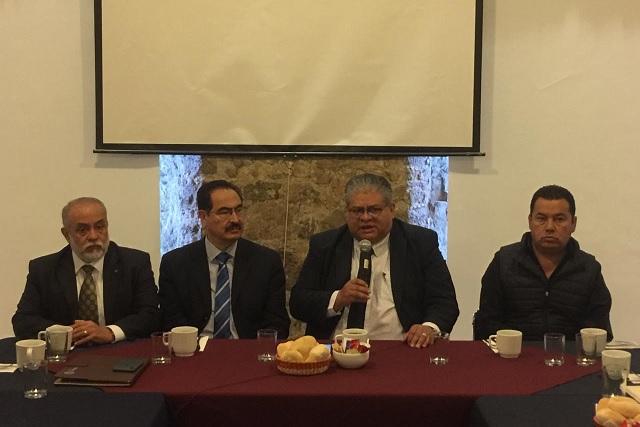 Morales Moreno exige imparcialidad en decisión sobre el interinato