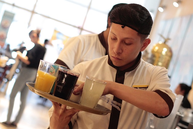 Inseguridad hizo caer ventas de restaurantes en 40%: Aprepsac