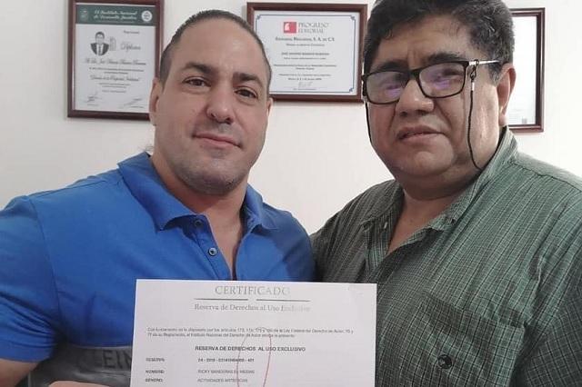 Luchador Ricky Banderas recupera en México el nombre 'Mesías'