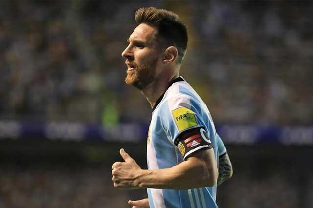 Si no iba al mundial, me retiraba: Lionel Messi