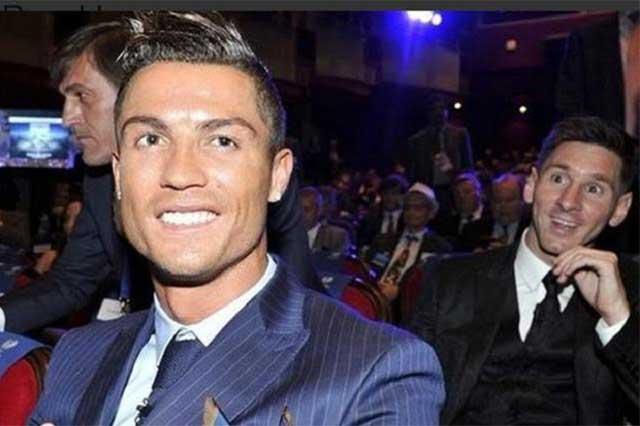 Leo Messi trollea a Cristiano Ronaldo