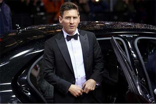 Leo Messi gana el Balón de Oro