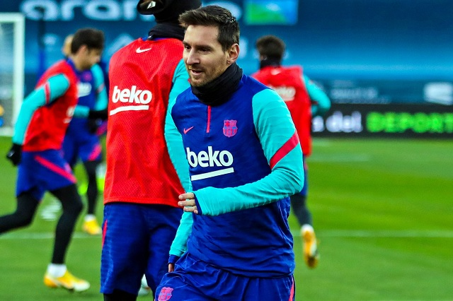 Acortan expulsión para Messi; será de únicamente 2 partidos