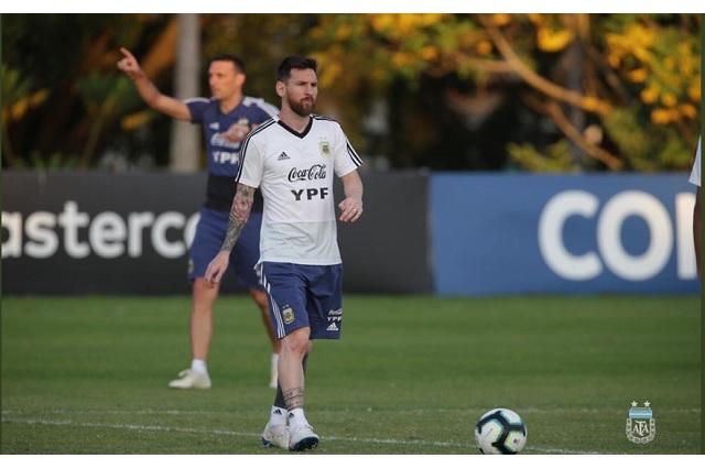 Messi señala corrupción en Copa América y lo castigan 2 años