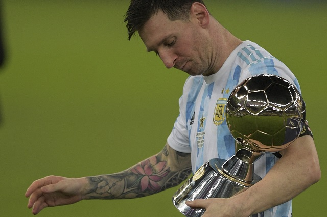 Messi en Copa América fue mejor que cualquiera de la Euro