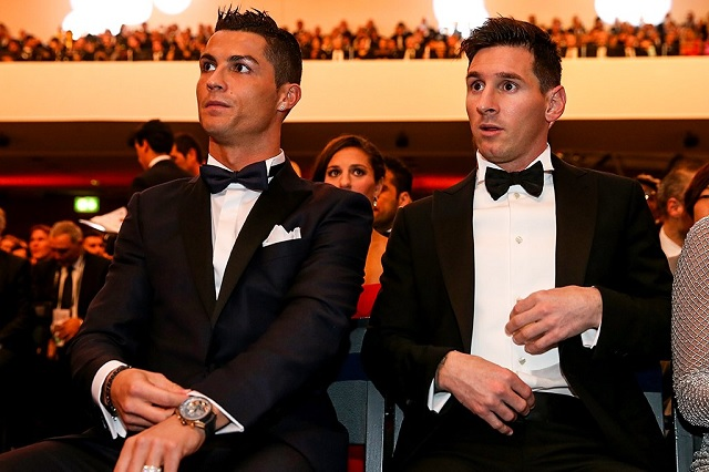 Ni Messi ni Cristiano fueron nominados por la UEFA a Jugador del año
