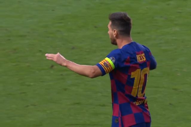 ¿Messi se va del Barcelona tras humillación ante el Bayern?