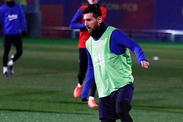 Lionel Messi confirma que se queda con el Barcelona hasta 2021