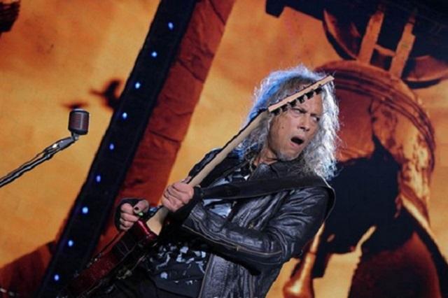 Metallica dona 277 mil dólares para construir hospital infantil