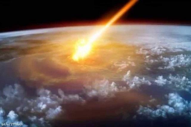 Esto provocó el impacto del meteorito Chicxulub en la Tierra