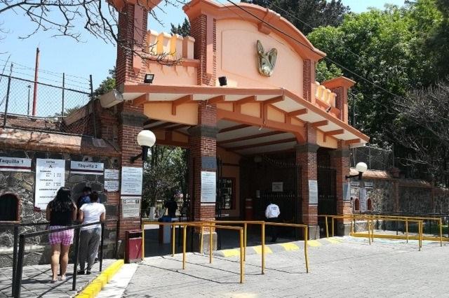 Centro Vacacional Metepec ya es albergue para pacientes  Covid