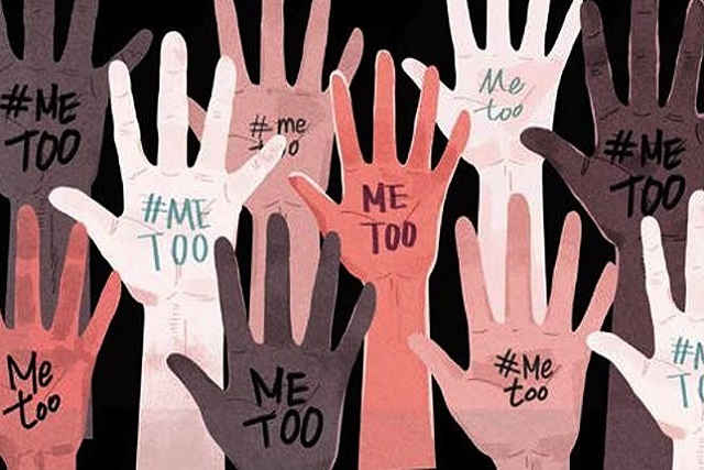 Denuncias por violencia machista #MeToo llegan a diversos sectores