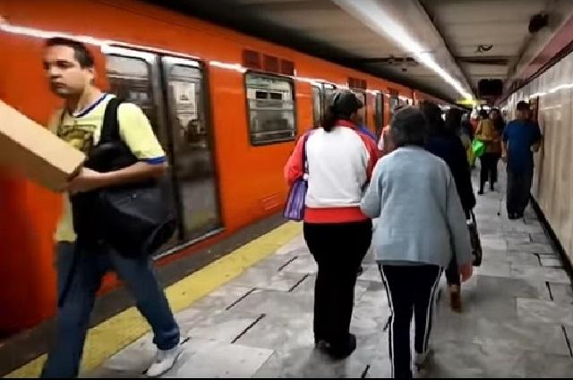 Cierran 4 estaciones del Metro en CDMX para evitar contagios