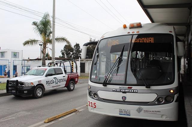 Con más carriles confinados, mejor transporte público: ATAM