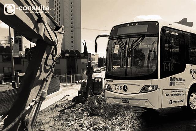 La nueva línea 3 del Metrobús no incluye obra hidráulica, admiten