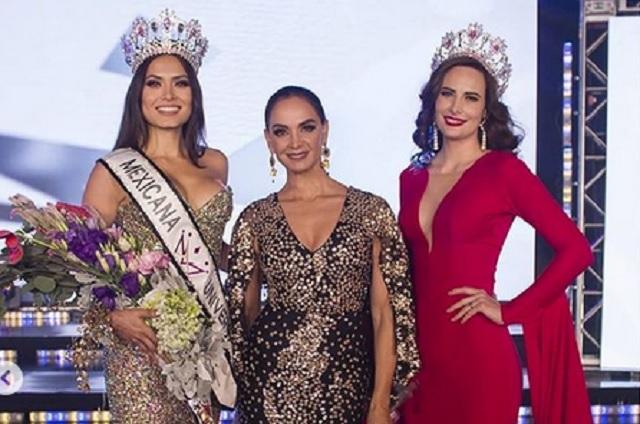 Andrea Meza gana Mexicana Universal y va a Miss Universo