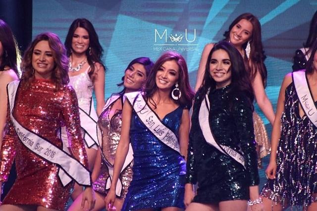 9 chicas que participan en Mexicana Universal