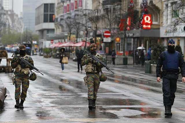Tras ataque en Bruselas, 2 mexicanos están en calidad de desaparecidos