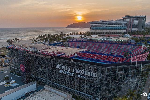 Los tres tenistas mexicanos que buscarán clasificar al Abierto de Acapulco