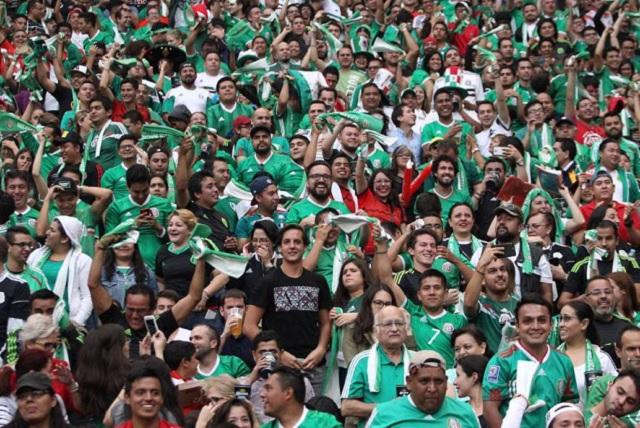 FIFA va contra mexicanos que gritan en Rusia Ehhh, Puto