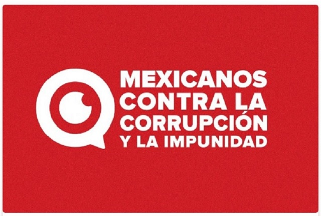 Mexicanos Contra la Corrupción denuncia ataques desde el poder