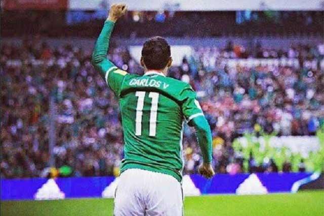 Carlos Vela rescata el empate para la selección Mexicana ante EU