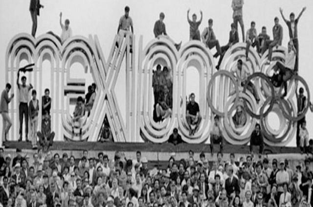 Ocho datos sobre los Juegos Olímpicos México 68