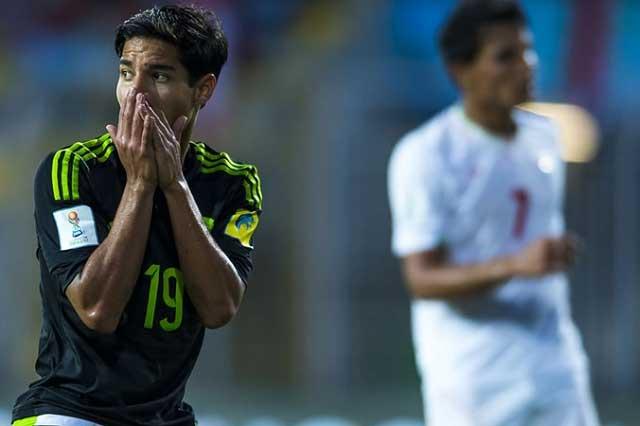 ¡ELIMINADOS! México Sub-17 queda fuera del Mundial India 2017