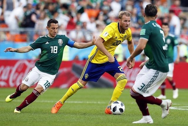 De panzazo califica México y Alemania queda fuera del Mundial