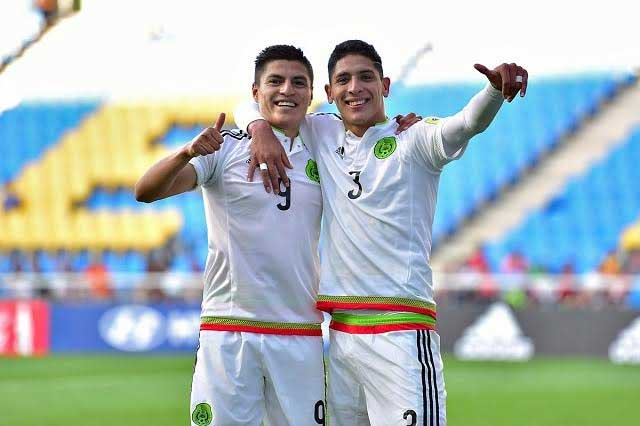 VIDEO México vence a Senegal y pasa a cuartos de final del Mundial sub 20