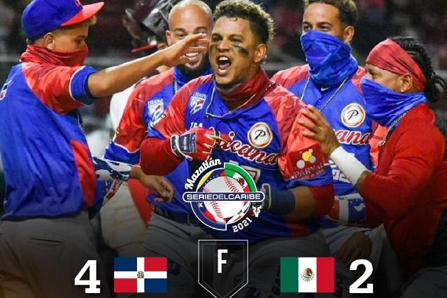Serie del Caribe: México cae 4-2 ante República Dominicana