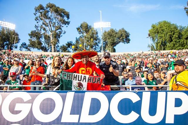 México debutará en la Copa Oro el próximo 10 de julio