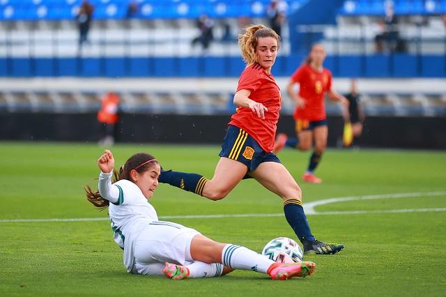 Selección Mexicana Femenil sufre primer descalabro ante España