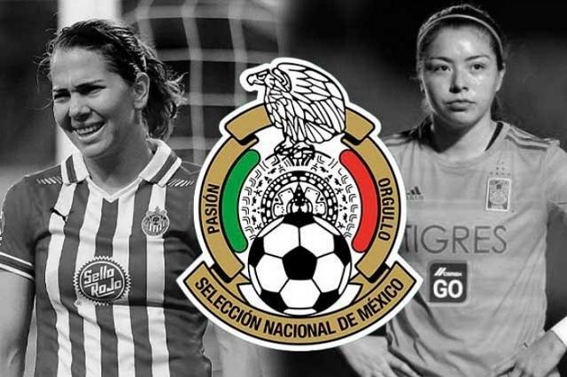 Ni 'Licha' ni Katty: las mejores de la Liga MX no estarán ante Argentina