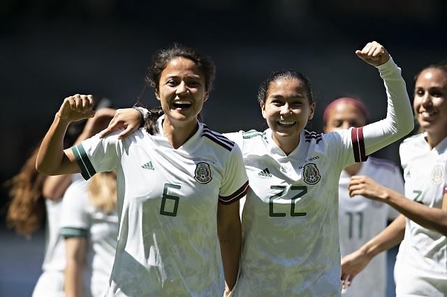 España sería rival de Selección Mexicana Femenil durante gira europea