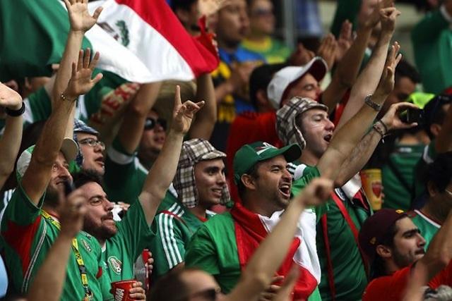 """El México-Corea estuvo libre de """"Eeeh, puto"""""""