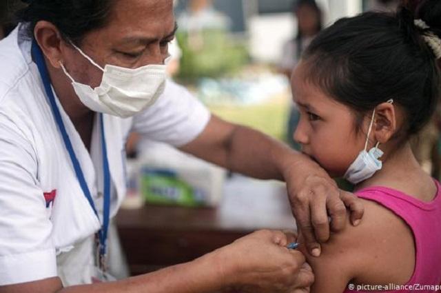 México es lugar 5 en países con déficit de vacunación infantil