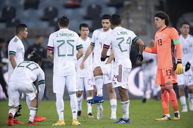 Selección Mexicana arranca 2021 en la posición número 9, según FIFA