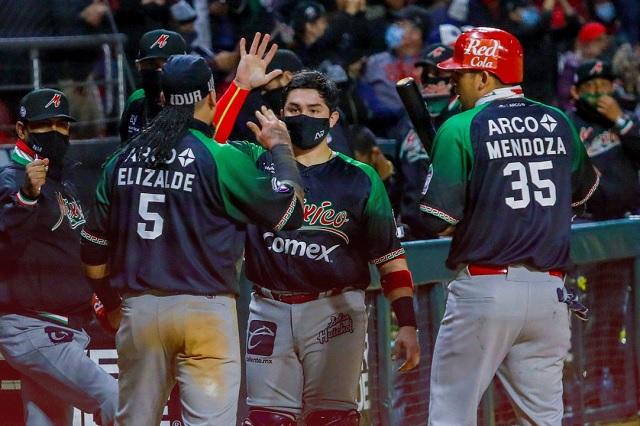 Serie del Caribe: México debuta con aplastante victoria sobre Colombia