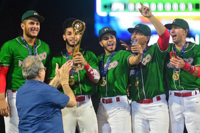 México sub 23, campeón Mundial de Béisbol al imponerse a Japón 2-1