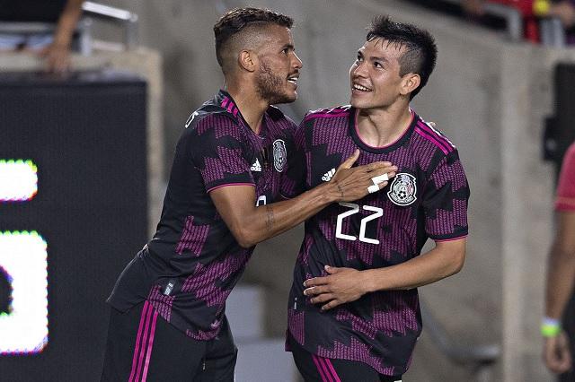 México podrá sustituir a Hirving Lozano en la Copa Oro