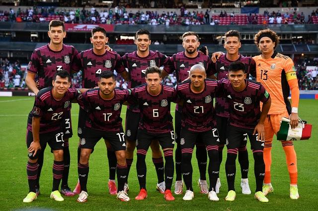 México es nuevamente líder de Concacaf con victoria ante Honduras