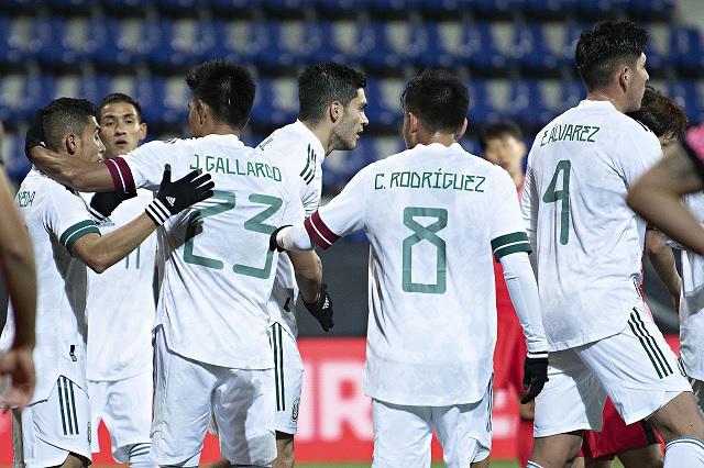 México vs Costa Rica: FMF confirma amistoso para el 30 de marzo
